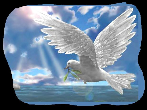 La colombe centerblog - Dessin de colombe a imprimer ...